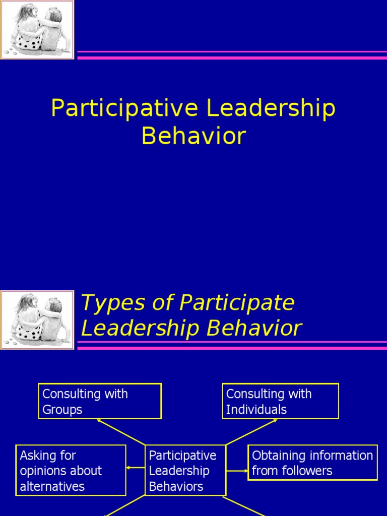 participative leadership competence human resources leadership