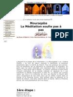__ Mouraqaba, la méditation Soufie dans l'Ordre Naqshbandi __