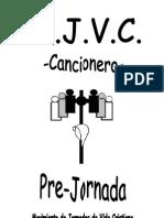 Cancionero Pre Jornada