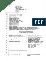 The Deposition of Paula Lorenzo in Rumsey Indian Rancheria of Wintun Indians vs Howard Dickstein