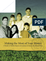 MALDEF Making the Most of Your Money Handbook