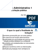 2012.6.8 Slides Licitacao Publica Por Aldemir Berwig