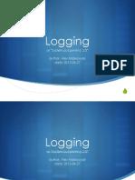 Logging v.2