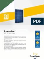Sunmodule SW 85 Poly RNA (11-01)