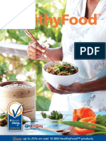 Discovery Vitality HealthyFood Catalog