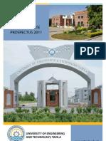 Pg Prospectus 2011