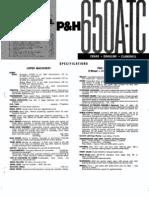 P&H 650 ATC[1]