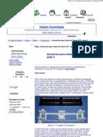 Acessórios para redes de Cabos UTP - parte 2