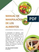 Manual Manipulacion de Alimentos