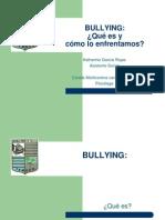 Bullying Padres y Apoderados