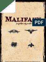 REGLAMENTO MALIFAUX v2.0