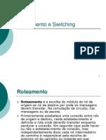 Roteamento e Switching3