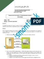 EFM M18 Administration de r%e9seaux Informatiques 2010 Www.ismontic.tk(1)