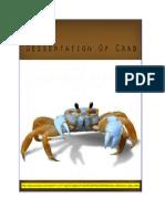 Crab Dissertation