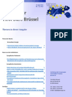 Tirol in Europa, 14.Juni 2012