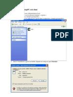 Configuration de BackupPC coté client