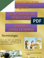 Expo. de Investigacion de Operaciones