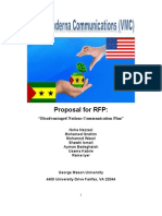 VMC Proposal for RFP