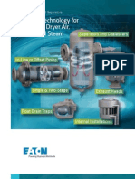 Eaton Gas-Liquid Separator Catalog