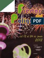 Programa de las Fiestas del Polígono de Toledo 2012, del 17 al 24 de junio