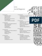 Pemsun - Licenciatura en Administración de Empresas / UCA