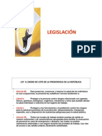Legislacion Plan Emergencias