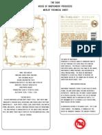 09 HIP Merlot Tech Sheet