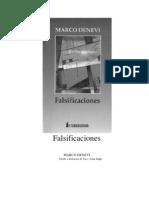 Falsificaciones, Marco Denevi