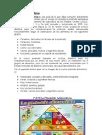 Grupos de Alimentos y La Piramide