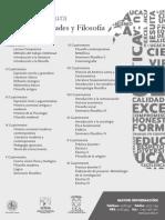 Pemsun - Licenciatura en Humanidades y Filosofía / UCA