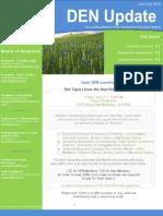 Development Executives Network - June-July 2012 newsletter