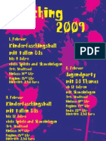Kinderfaschingsball 2009