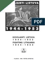 KOVOJANTI LIETUVA (1944-1953)
