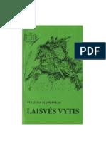 Vytautas Slapšinskas  LAISVĖS VYTIS