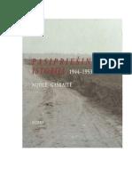 NIJOLĖ GAŠKAITĖ PASIPRIEŠINIMO ISTORIJA 1944-1953 METAI