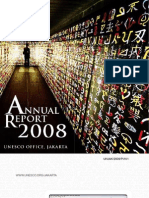 Unesco Annual Report 2008