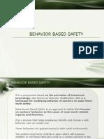 Presentation & Training - HSE Behavior Based Safety