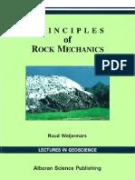 Principles of Rock Mechanics E-Book 2011