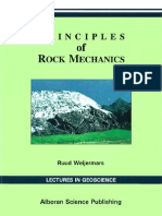 Principles of Rock Mechanics E-Book 2011