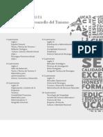 Pensum - Licenciatura en Gestión y Desarrollo del Turismo / UCA