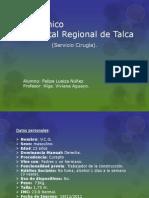 Caso Clinico HRT