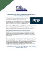 Understanding DSCR