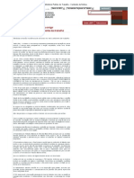 artigo Portal do Ministerio Publico do Trabalho - Conteúdo da Notícia