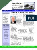 January 2008 - House Of Prayer Newsletter