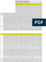 Time Table - Spring 2012-Offline Examination-V5