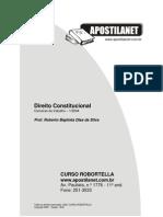 Curso Robortella - Derecho Constitucional - PDF