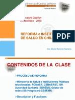Gestion Reforma de Salud