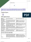 CTD 2009 Legislative Report