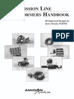 Transmission Line Transformers Handbook