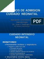 Criterios de Admision Ucin[1]